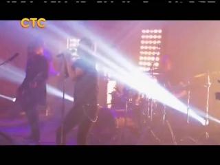 Би-2 - Хипстер (Большая Кухня | СТС | Live | 2015)