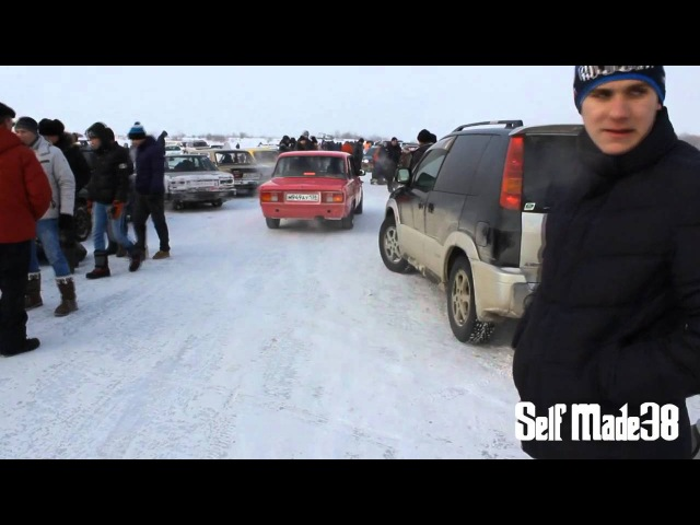 Открытый Чемпионат Иркутска и Иркутской области по ледовым кольцевым гонкам GT-Зимник 2016.