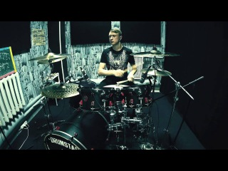 Cемён Киреков - I Am The Night (Batman OST) drum cover