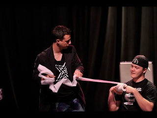 The winner of America's Got Talent 2014 - Mat Franco Magician