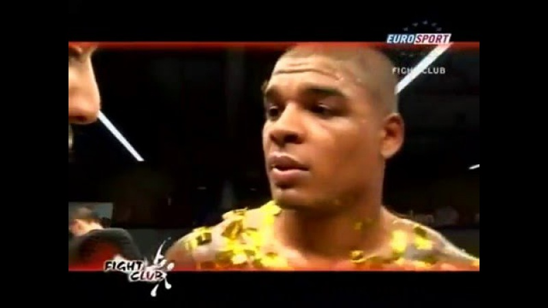 Tyrone Spong vs Aurelien Duarte Beast of the East