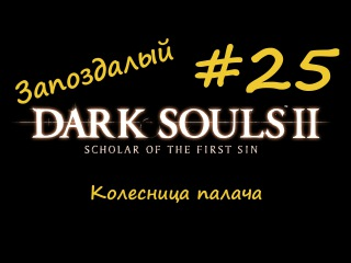 Dark Souls 2 #25 Роща охотника. Чистилище нежити. Колесница палача