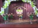 Младшая группа коллектива эстрадно спортивного танца. Антошка.