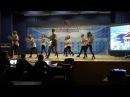 Дельфийские игры 2015. Танец. Физмат