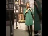 Как создать впечатление, что у Вас есть два разных пальто? Идея от Vladanna