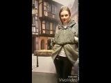 Модный хит - дизайнерское пончо от креативного модельера Vladanna