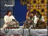 Raag Nat Bhairav - Ustad Zakir Hussain Jugalbandi with Ustad Sultan Khan Best Performance