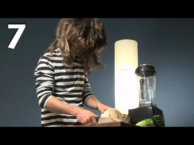 15 Green Smoothies in 3 Mins