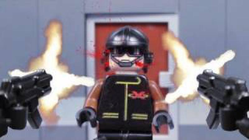 Lego Black Ops
