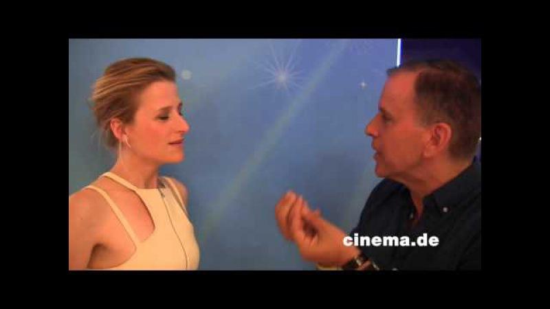 Ricki - Wie Familie so ist Mamie Gummer Interview CINEMA-Redaktion