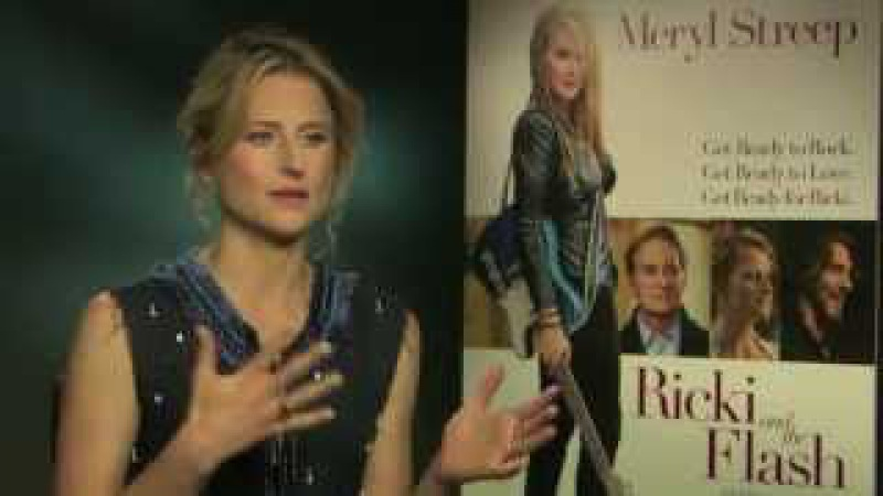 Hmv.com talks to Mamie Gummer about Ricki and the Flash