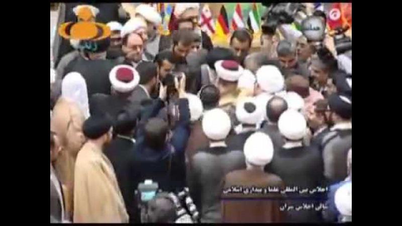 Sünni ve Şii Alimlerin İmam Ali Hamaneye olan sevgileri