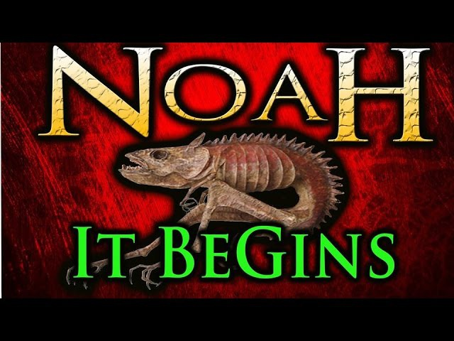 NOAH the TRUTH is BIGGER than you thought......the JourNey BeGins