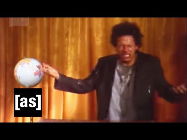 This or That The Eric Andre Show Adult Swim