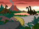 Evolution couch gag - The Simpsons