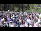 Обзорный ролик с демонстрации 9 мая