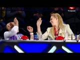 Украна ма талант 4 сезон - Бегемотик танцор