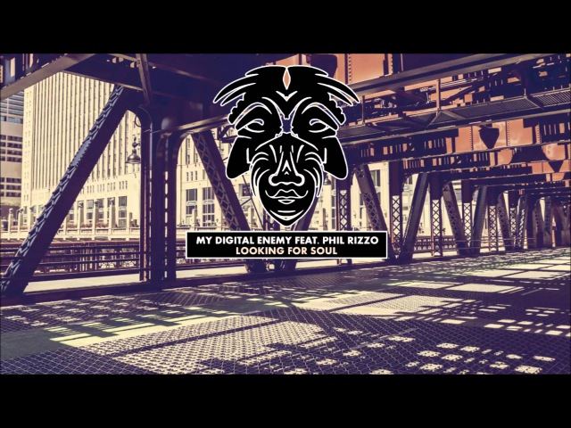 My Digital Enemy - Looking For Soul [Zulu Records]