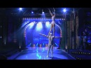 Вечерний Ургант. Фрагмент акробатического балета Лебединое озеро