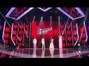 Голос. Дети 2 - Финал - С. Мухаметзянова, М. Семишкур, М. Смирнов и Пелагея - Темная ночь HD