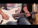 Mixing Major and Minor Pentatonic Scales Blues Rock Guitar Solos How to Play Lessons