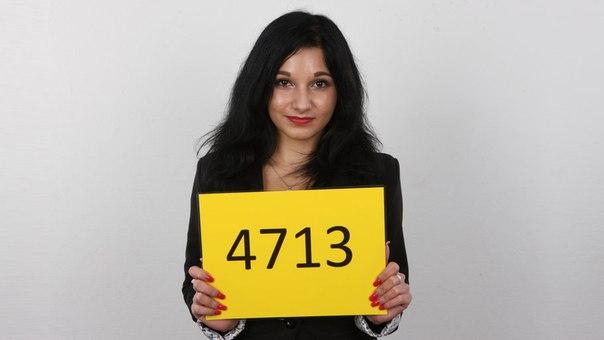 HD Czech Casting Pavlina 4713