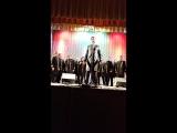 Выступление хора Валаамского монастыря 28 января на сцене ДК им. Нариманова