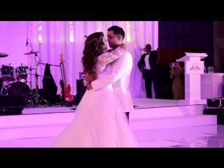 Очень Красивый Свадебный танец молодых