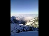 Алматы,на верхушке гор,красота!!!