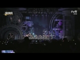 VIDEO 131122 EXO - VCR GROWL WOLF @ MAMA 2013 (перезалито)