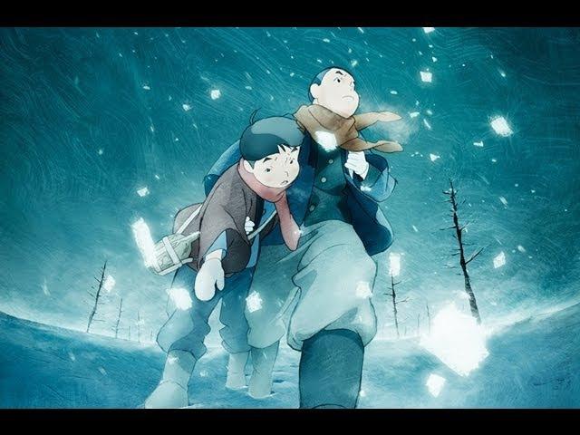 Giovanni's Island - Anime Movie Trailer 2014 (Giovanni no Shima)