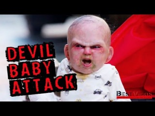 Жестокий розыгрыш • Ужасный младенец