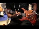 Summer NAMM Solo Jam with Eric Gales Part 1