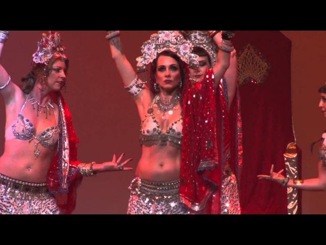 Ghawazi Caravan - Dark Side of the Crown Theatre Show