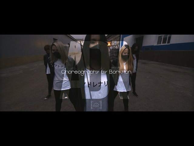 ADRcrew Choreography by Borkhon