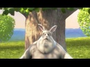 Big Buck Bunny 60fps - converted to 60fps with SmoothVideo Project!!!
