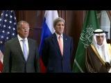 Глава МИД РФ Сергей Лавров в Дохе провел переговоры с коллегами из США и Саудовской Аравии - Первый канал
