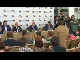 Экс-премьер Украины Николай Азаров вместе с соратниками учредил `Комитет национального спасения` - Первый канал