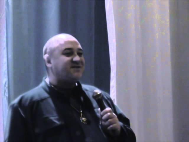 Ветров Игорь. О родовой карме, фрагменты (25.10.2008)