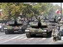 ПОЛЬША 0050 Военная мощь Польши Military parade in Warsaw