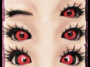 REVIEW: Sclera Lenses - Phantasee Gremlin (Tokyo Ghoul) and Rize Wig - Sponsored by UNIQSO!