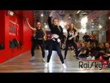 Алина Савельева - RaiSky Dance Studio школа танцев Современные танцы
