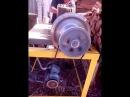 Дровокол своими руками двигатель от стиральной машины