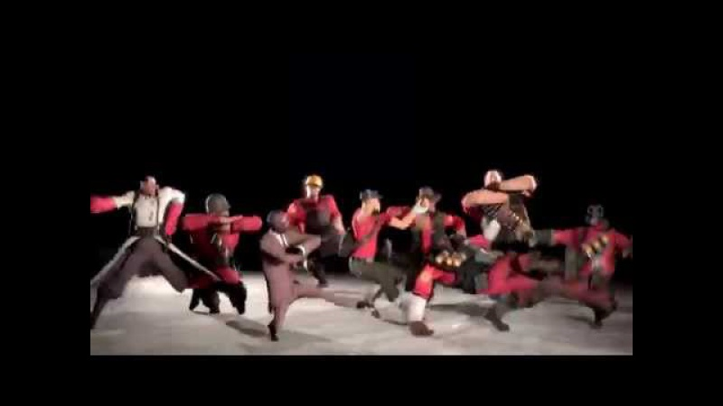 [TF2] Kazotsky Kick (Russian Taunt) - Moscau