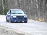 AUDI S2 FROM HELL Launching + amazing exhaust sound