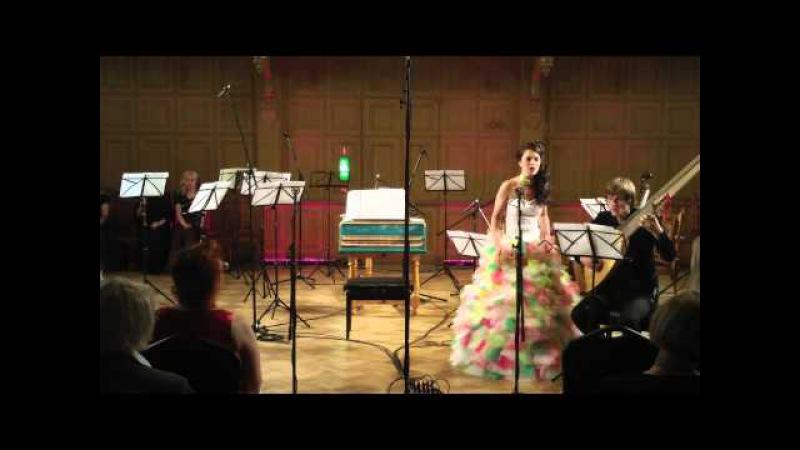 Campion - Faire, If You Expect Admiring - Elina Shimkus