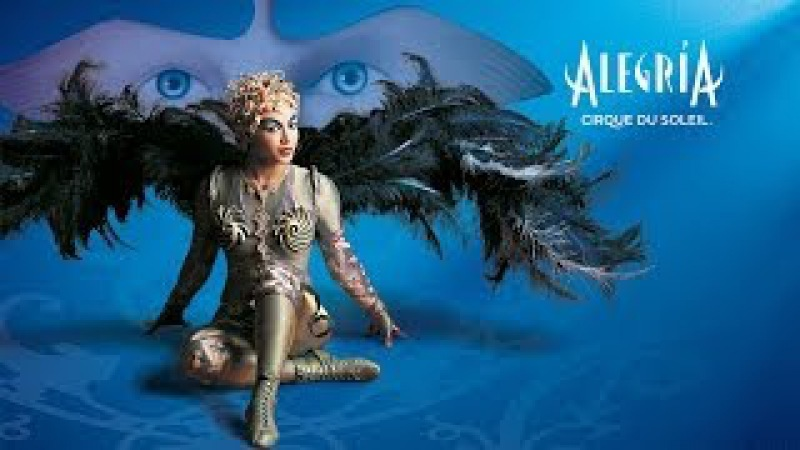 Alegria by Cirque du Soleil | Music with lyrics