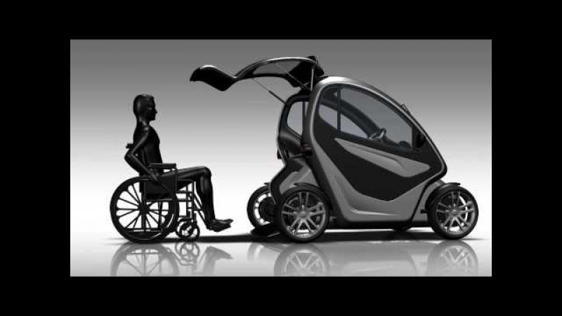 EQUAL - Car For Disabled People