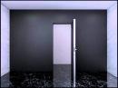Скрытые межкомнатные двери