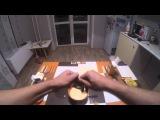 Выпуск 1. Как приготовить омлет с лапшой